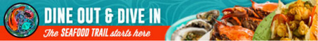 Mississippi Seafood Trail Banner Ad